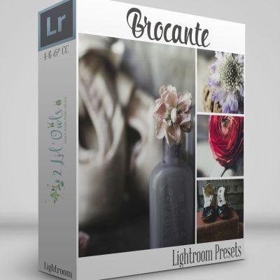 brocante lightroom presets