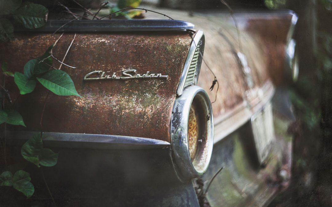 Unconventional lenses – Old Car City with the Helios 44-2